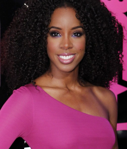 Kelly Rowland // Kinky Curly | VIP House of Hair