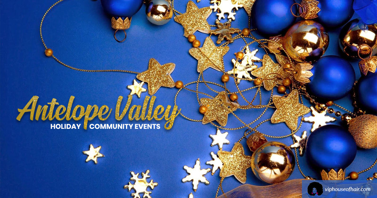 Antelope Valley Holiday Community Events