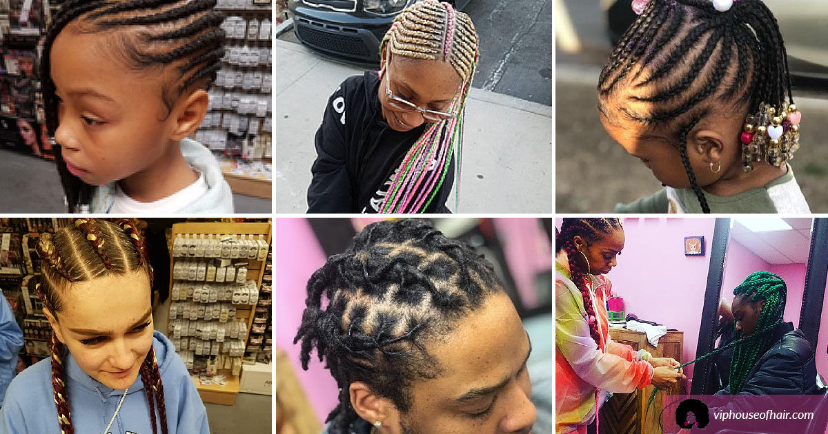 VIP March Braids We Love and Adore