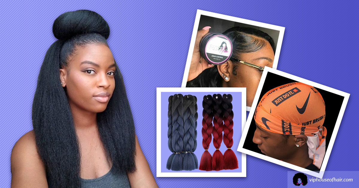 VIP Hair Trends & Products From The Sources