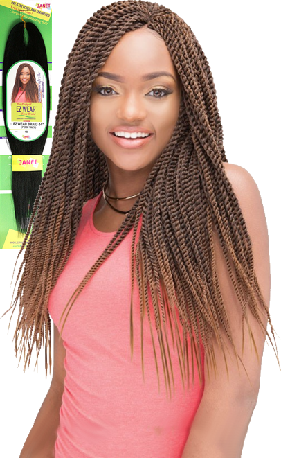 Janet Collection EZ Wear Braid