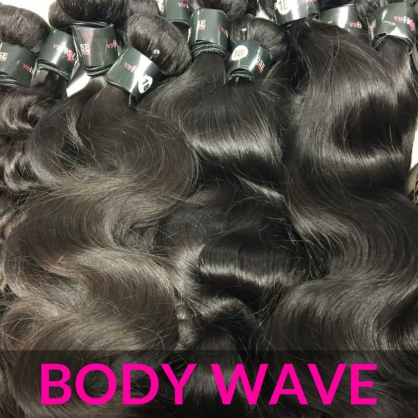 body wave bundles hair extensions