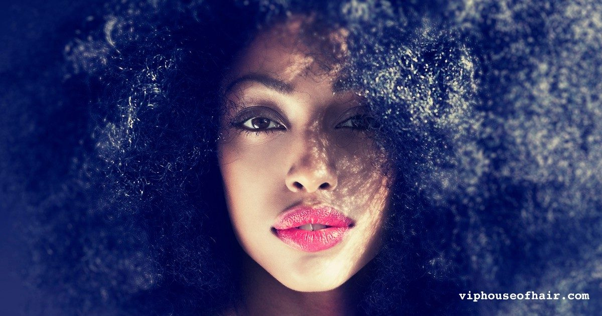 Natural Hair Care: Detangling Knots