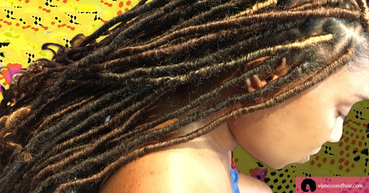 Your Summer Guide To Getting Faux Locs
