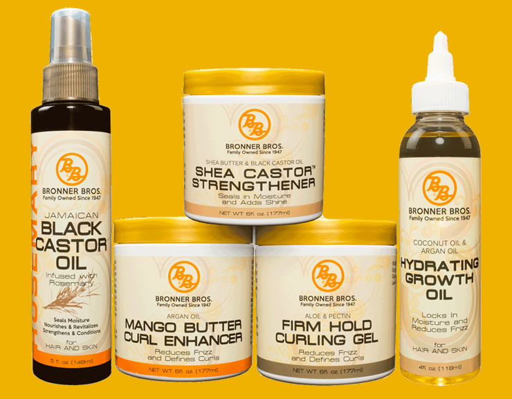 Bronner Bros. Black Hair Products