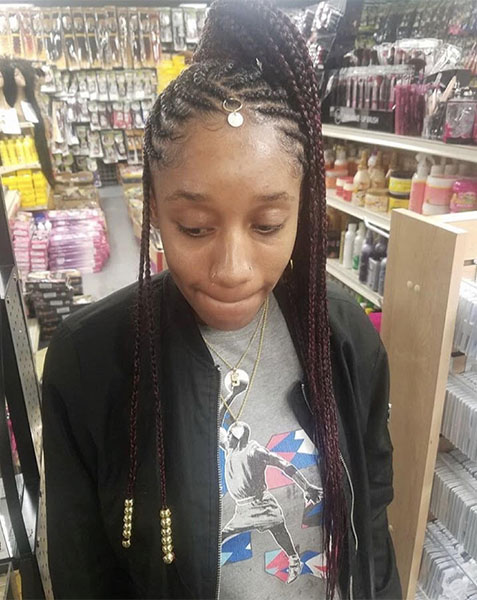 Hair Braids Black Women