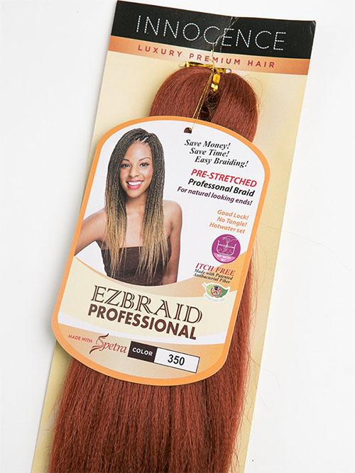 EZ Braid Professional Pre-Stretched Hair
