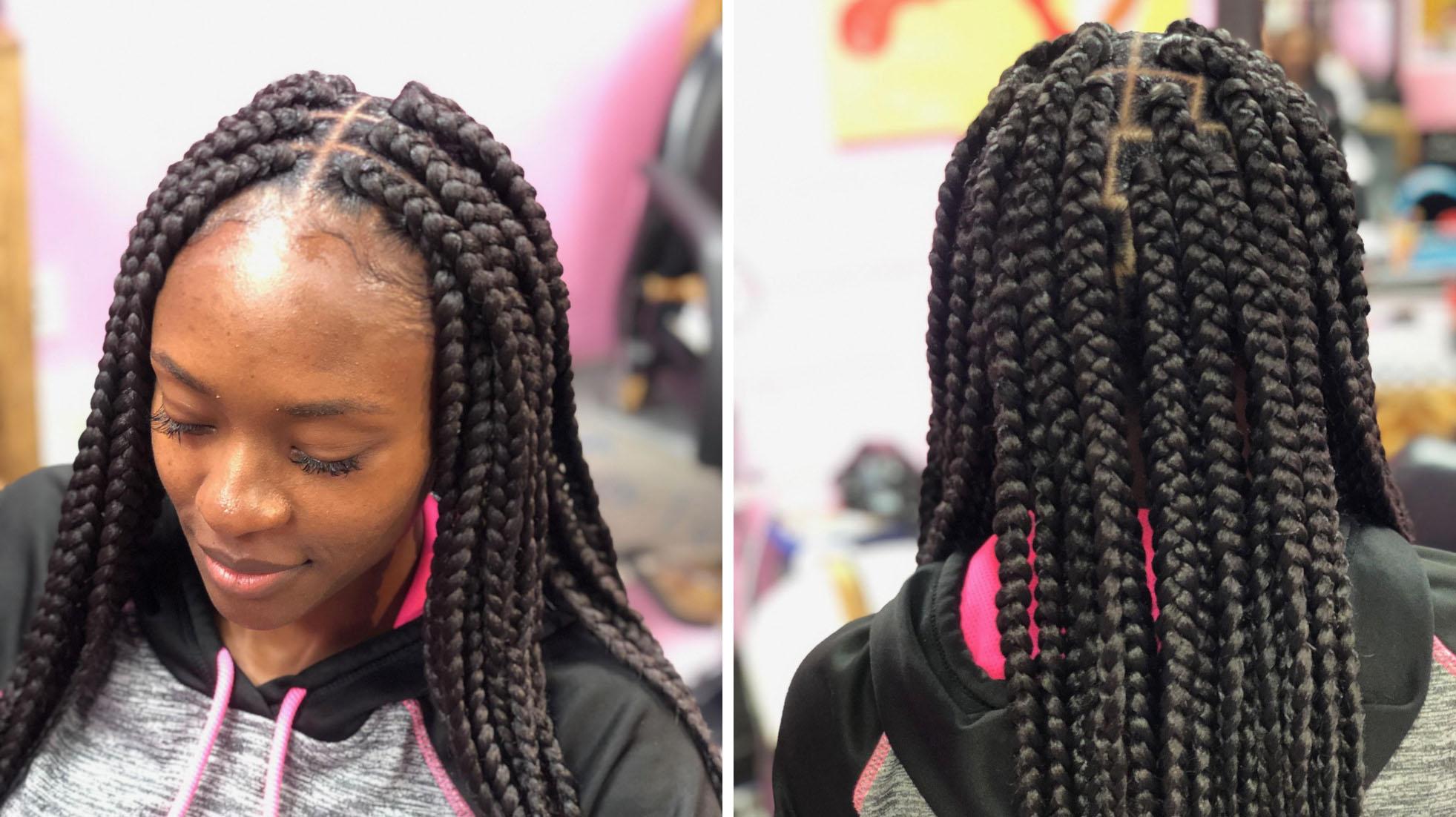 VIP Hair Braider Bobbi