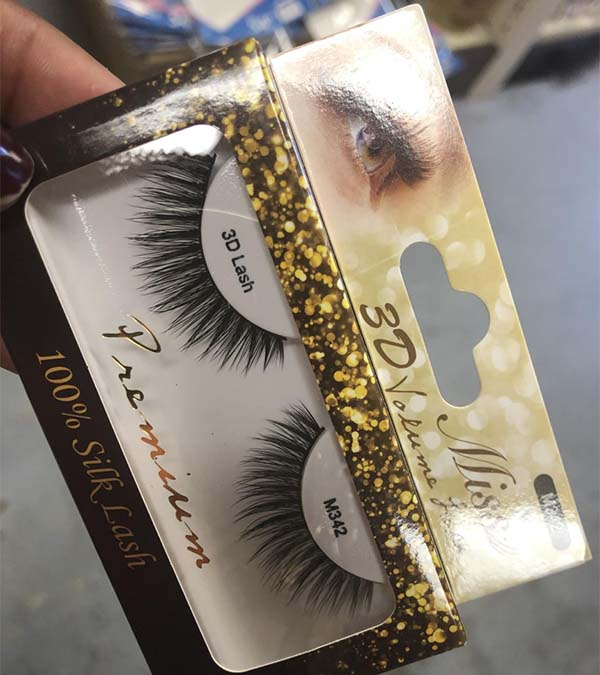 Miss 3D Volume Lash product must-haves