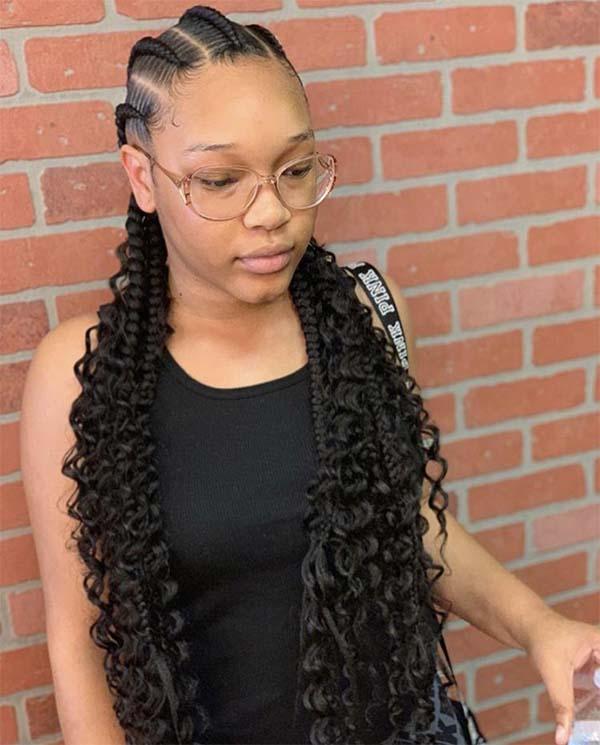 Braid twists June Hairstyles