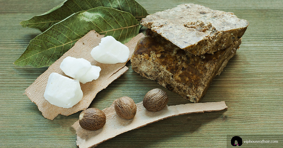 What Does Shea Butter and Black Soap Really Do For Skin & Hair?