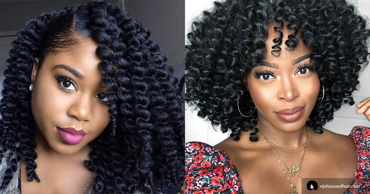 VIP's Top Crochet Hairstyles You HAVE To Try in 2020