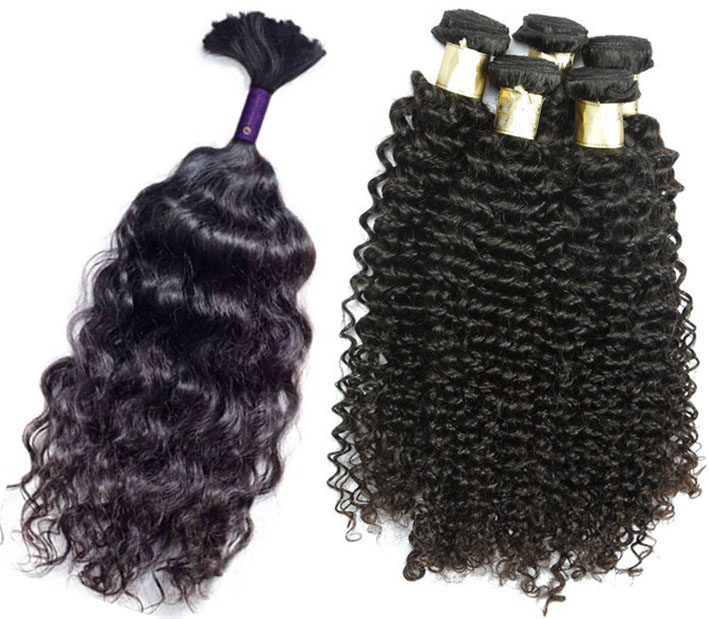 Curly and Deep Wave Extensions