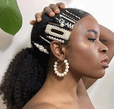 Low Pony Summertime Fly Hairstyles