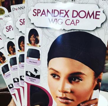 Spandex Dome Wig Cap