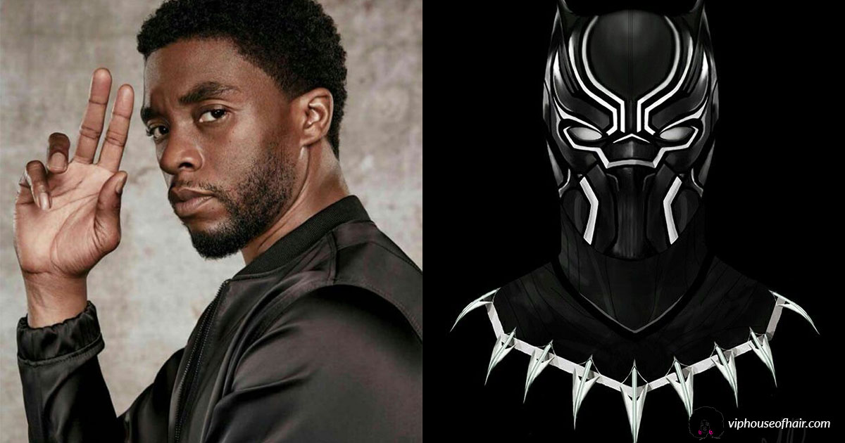 Wakanda Forever, Rest in Power Chadwick Boseman