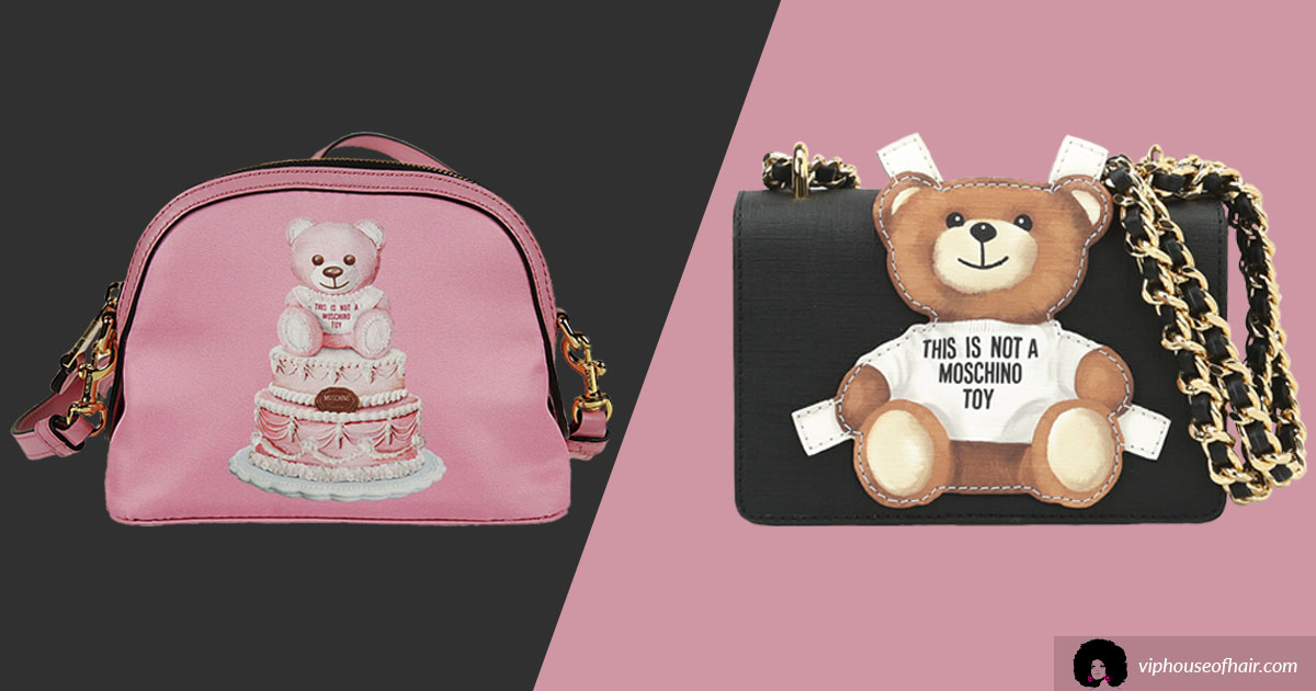 What's New At VIP? Moschino Purses