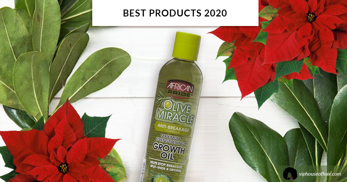 Hair Care Products That Got Us Through 2020