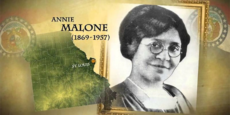 Annie Malone Black Business Innovators