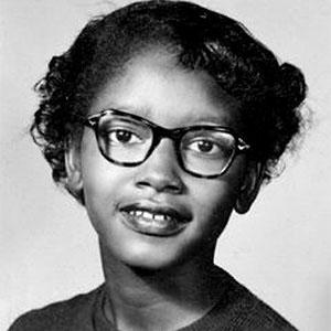 Black History- Claudette Colvin
