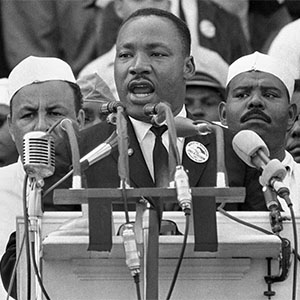 Dr. Martin Luther King, Jr. Black History