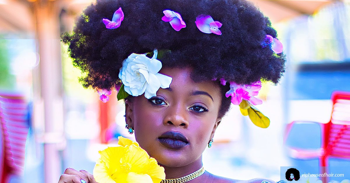 Natural Hair Dos and Don'ts For Black Women