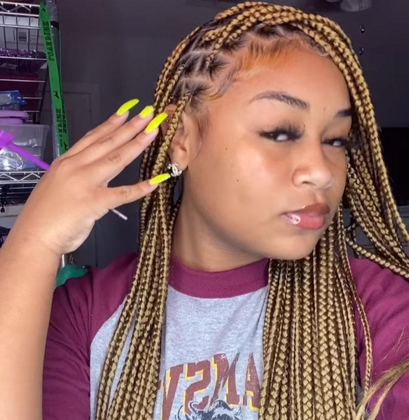 Braid Styles at VIP House of Hair