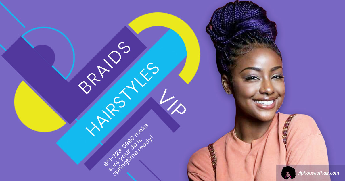 10 VIP Braids That Never Go Out Of Style