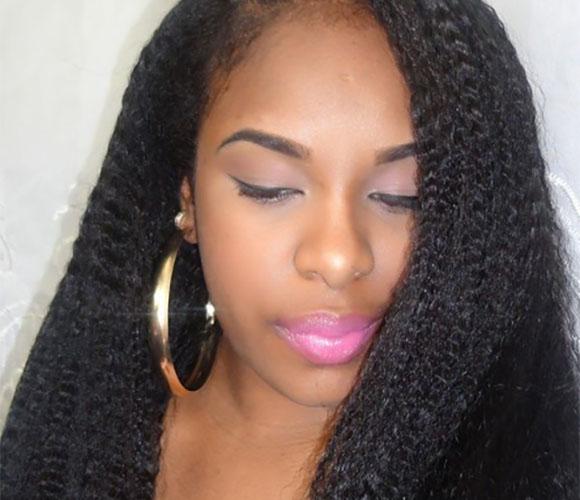 Hair Crimping