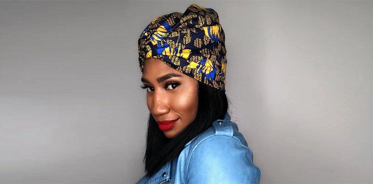 Head Wraps For Natural Hair