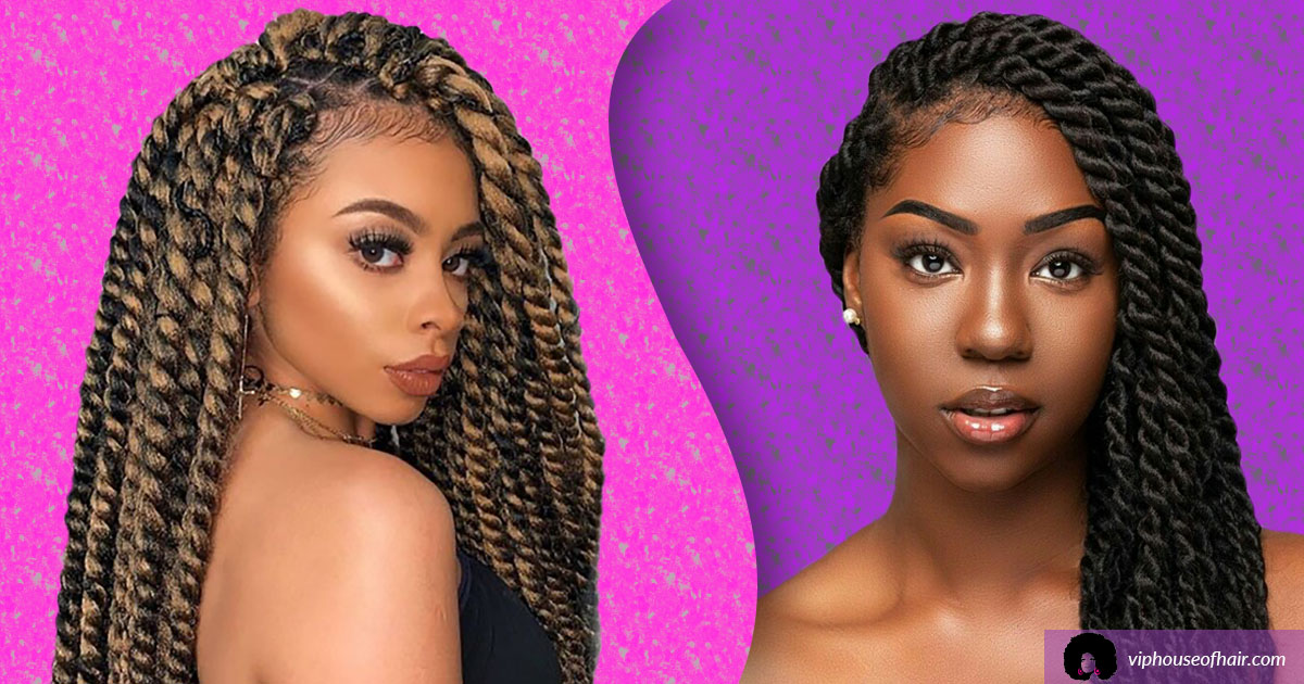 VIP Beauty Inspiration: 6 Chic Senegalese Twists Hairstyles Our Braiders Approve Of