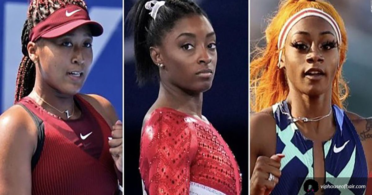 VIP Supports Black & Brown Women Setting The Tone At The 2021 Summer Olympics
