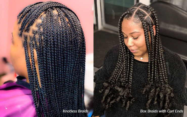 Hair Braids VIP House of Hair